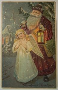 Angel&Santa