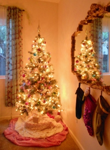 Christmas Tree & Stockings