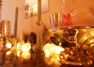 holiday season glow
