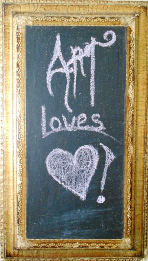 Art Loves Heart