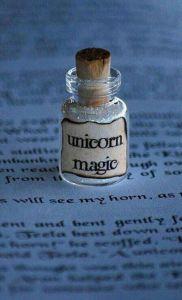 believe in a little magic