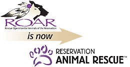 Reservation Animal Rescue