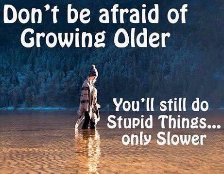 Graceful Aging